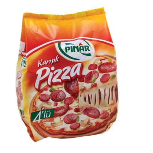 Pınar Pizza Ekonomik Paket 800 Gr.