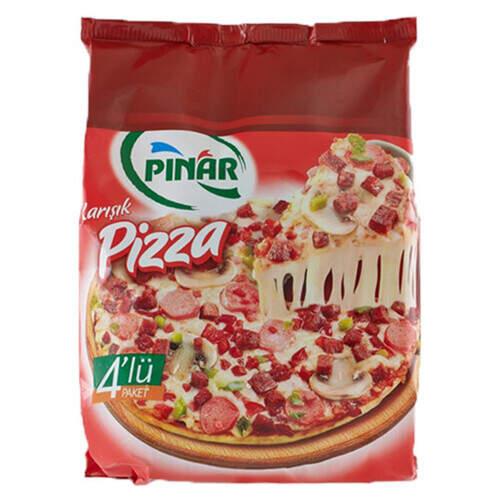 Pınar Karışık Pizza 600 Gr.