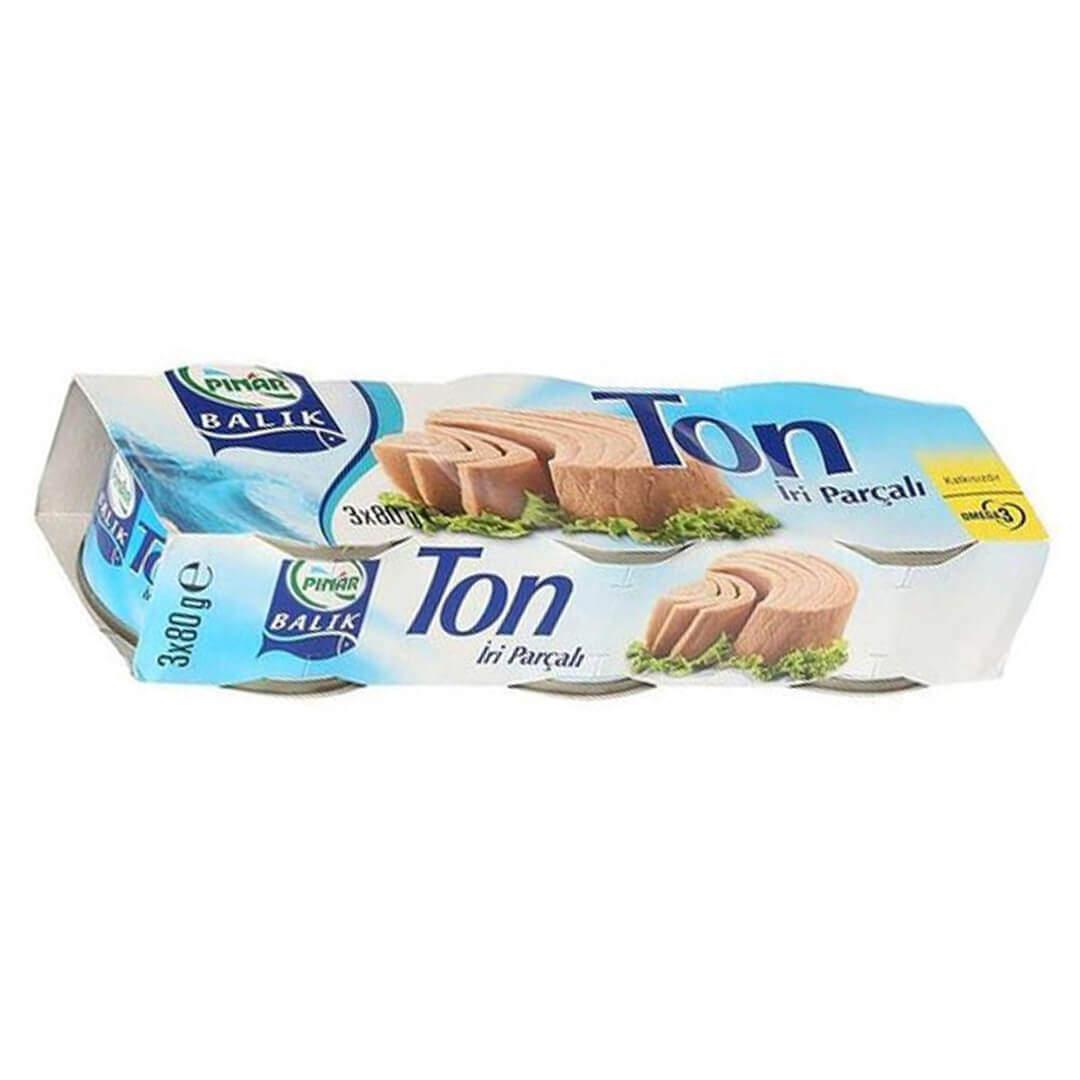 Pınar Ton 3'lü 80 Gr.