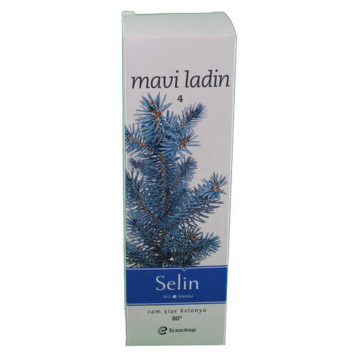 Selin Ladin Kare Kolonya 180 Ml.