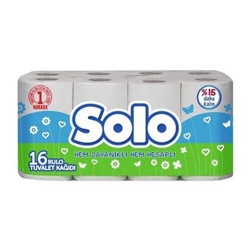 Solo 16'lı Tuvalet Kağıdı