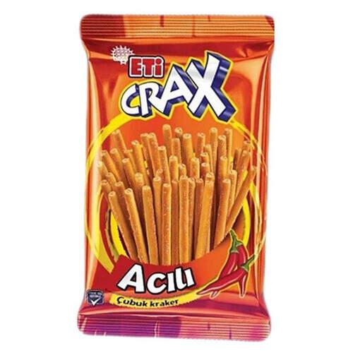 Eti Crax Acili Çubuk Kraker 80 Gr.