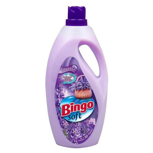Bingo Soft Lavanta Rüzgarı Yumuşatıcı 3000 Ml.