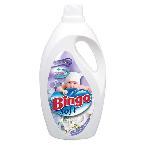 Bingo Soft Sensitive Yumuşatıcı 3000 Ml.