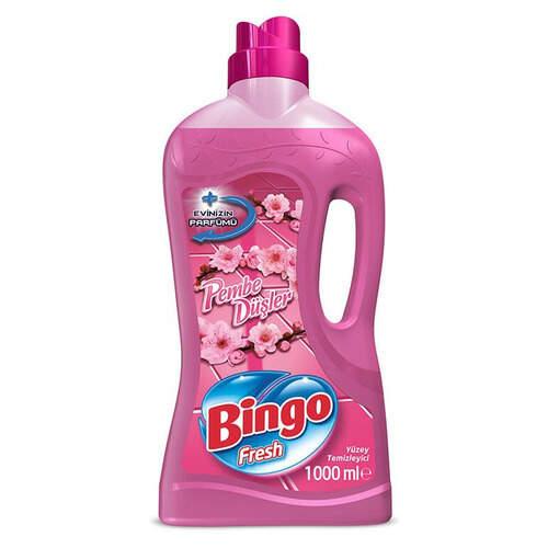 Bingo Fresh Pembe Düşler 1000 Ml.