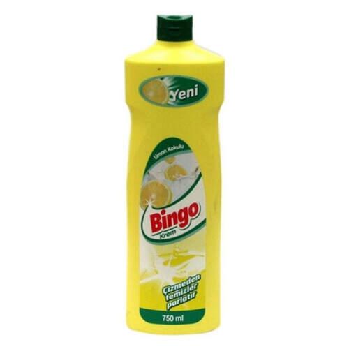 Bingo Limon Kokulu Krem 750 Ml.