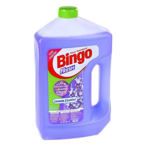 Bingo Fresh Lavanta Yüzey Temizleyici 2500 Ml.