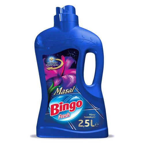 Bingo Fresh Masal Yüzey Temizleyici 2500 Ml.