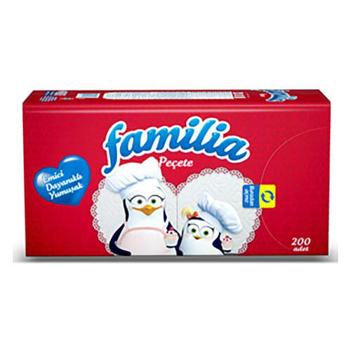 Familia 200'lü Peçete