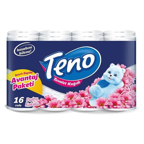 Teno Kokulu Tuvalet  Kagıdı 16 Lı