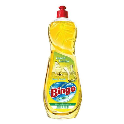 Bingo Dynamic Limon Kokulu Bulaşık Deterjanı 700 Ml.