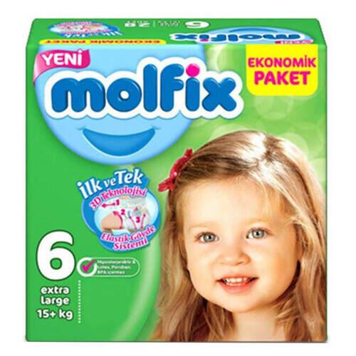 Molfix Ekonomik Paket Extra Large 16 Kg. 26'lı