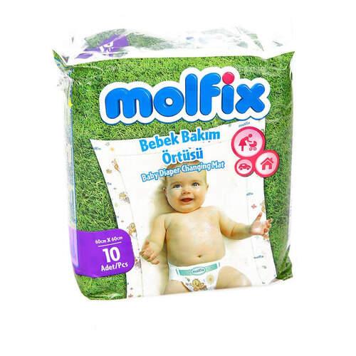 Molfix Bebek Bakım Örtüsü 60x60