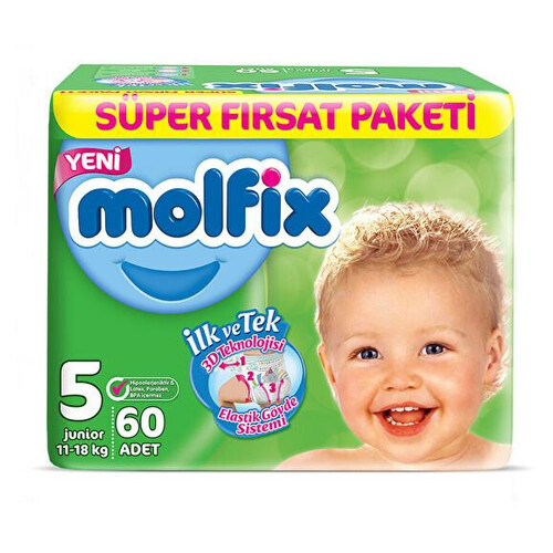 Molfıx Super Fırsat Paketı Junıor  60 Lı