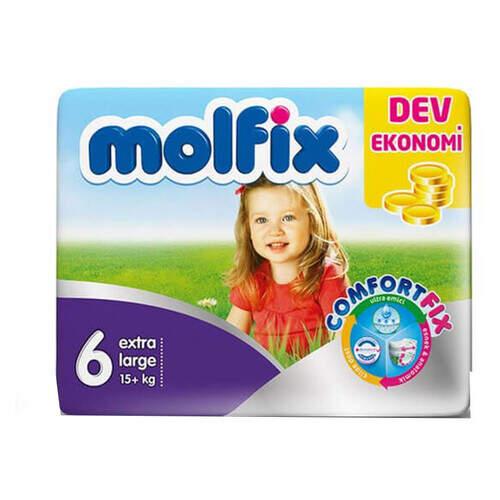 Molfix Dev Ekonomik 16 Extra Large 39'lu