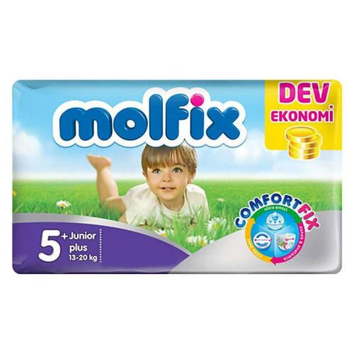 Molfix Dev Ekonomik 5+ 13-20 Kg. 44'lü