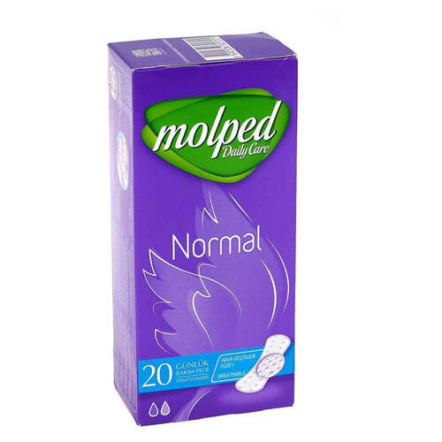 Molped Daily Care Normal 20'li Ped