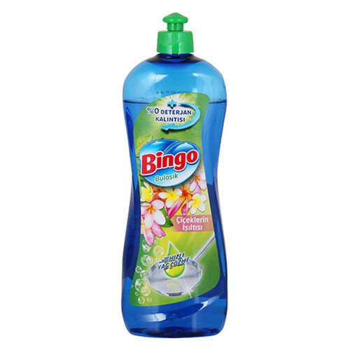 Bingo Bulaşık Deterjanı Çiçeklerin Işıltısı 700 Ml.