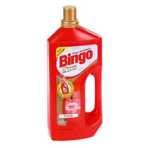 Bingo Fresh Lovely Yüzey Temizleyici 1000 Ml.