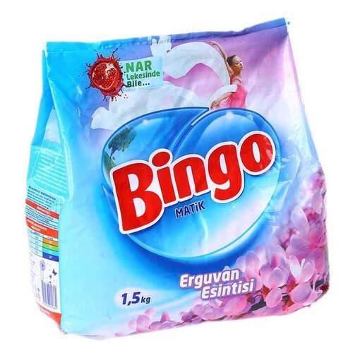 Bingo Matik Konsantre Ultra Beyaz 1500 Gr.