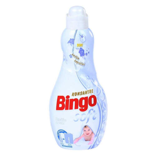 Bingo Soft Konsantre Sensitive Yumuşatıcı 1440 Ml.