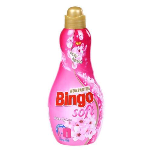 Bingo Soft Konsantre Parfüm Bahar Uyanışı Yumuşatıcı 1440 Ml.