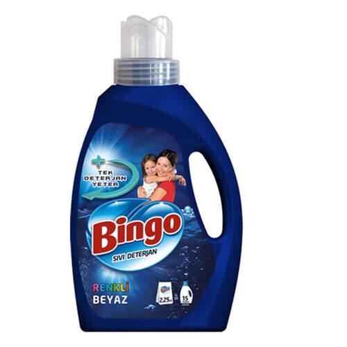 Bingo Matik Renkli-beyaz Sıvı Deterjan 1040 Ml.