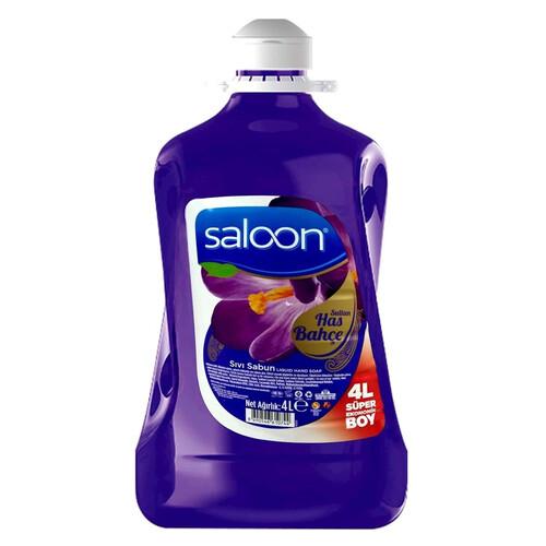 Saloon Sıvı Sabun 4lt Sultan Hasbahçe