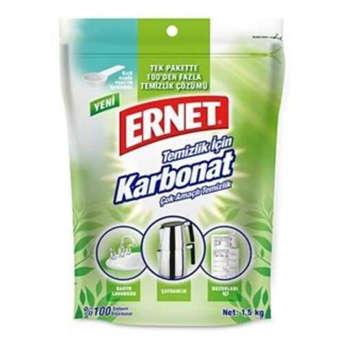 Ernet Temizlik İçin Karbonat 1500 Gr.
