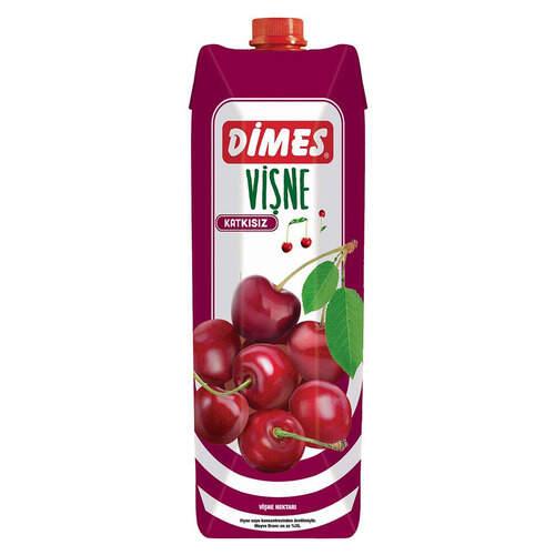 Dimes Meyve Suyu Vişne 1 Lt.