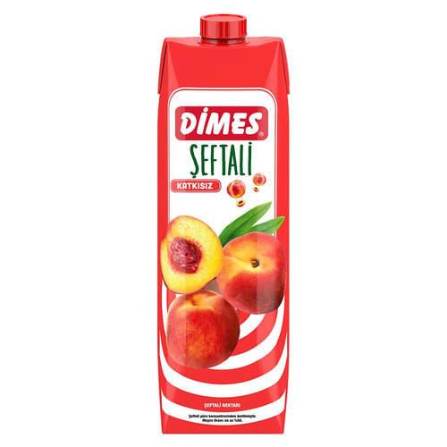 Dimes Meyve Suyu Şeftali 1 Lt.