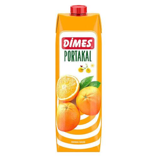 Dimes Meyve Suyu Portakal 1 Lt.