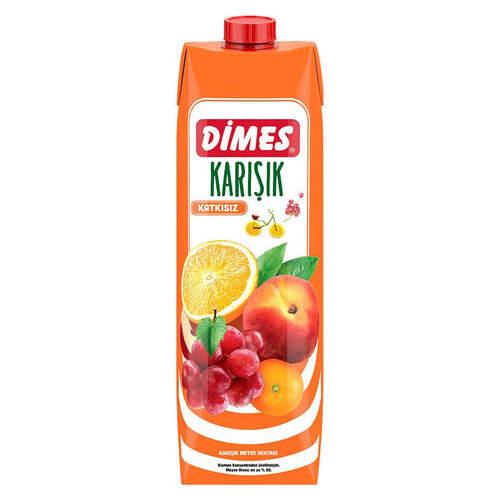 Dimes Meyve Suyu Karışık 1 Lt.