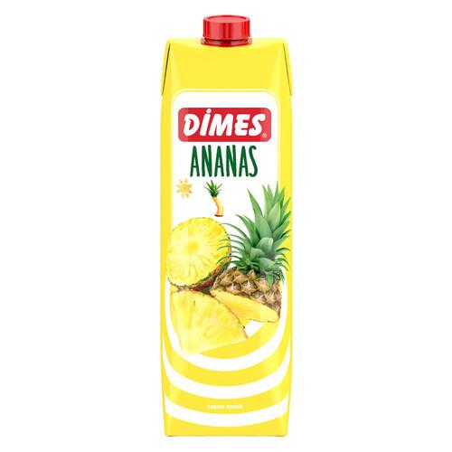 Dimes Meyve Suyu Ananas 1000ml.