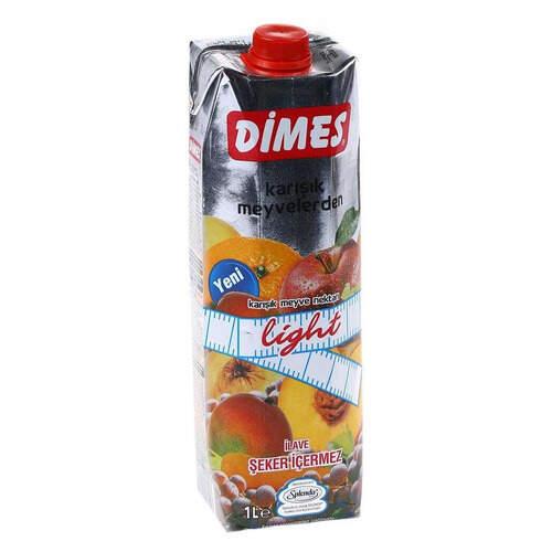 Dimes Meyve Suyu Light Karışık 1 Lt.