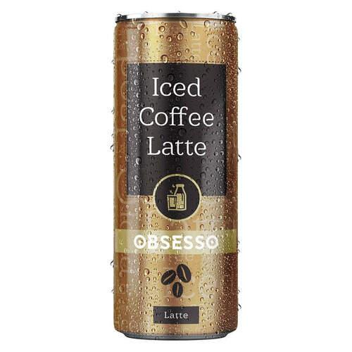 Dimes Obsesso Coffe Latte 250 Ml.