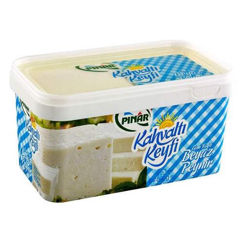 Pınar Kahvaltı Keyfi  Tam Yağlı Beyaz Peynir 800 Gr.