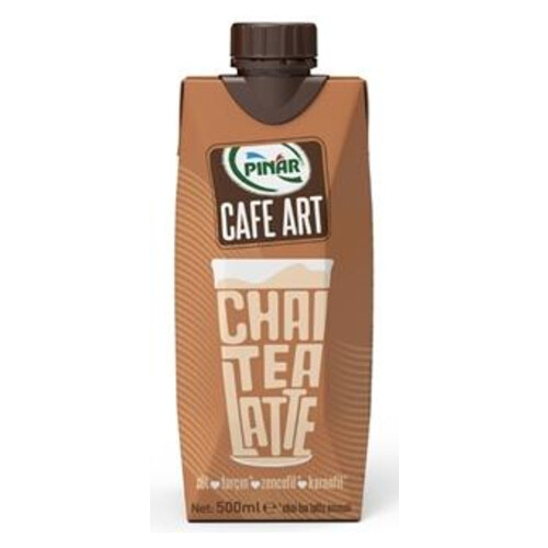 Pinar Cafe Art Chai Tea  Latte 500 Ml