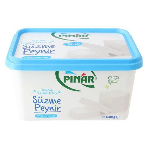 Pınar Suzme Peynır 1000gr