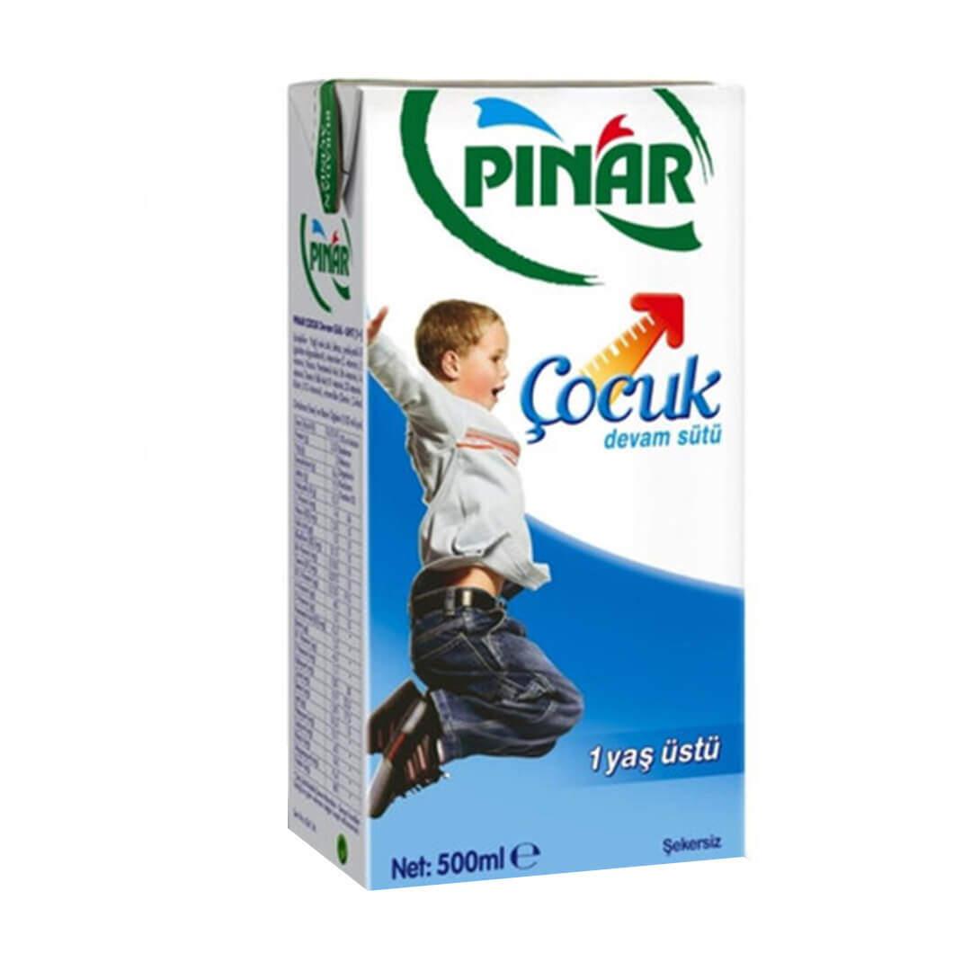 Pınar Çocuk Devam Sütü 500 Ml.