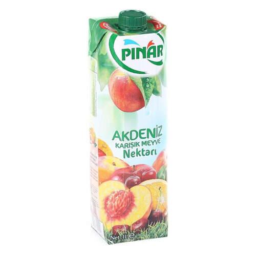 Pınar Meyve Suyu Akdeniz Karışık 1 Lt.