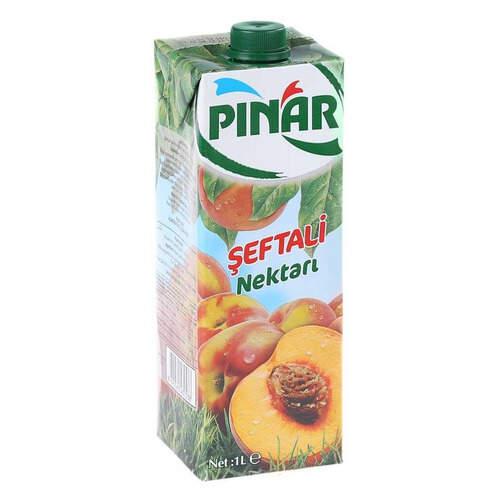Pınar Meyve Suyu Şeftali 1 Lt.
