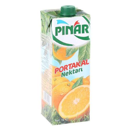 Pınar Meyve Suyu Portakal 1 Lt.