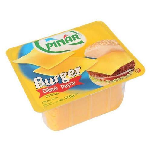 Pınar Burger Peynir Dilimi 350 Gr.