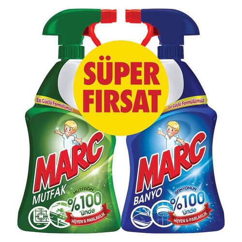Marc Power Hijyen Banyo Ve Mutfak 1500 Ml.