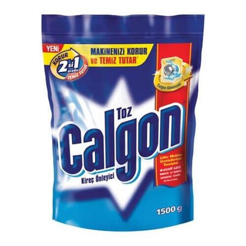 Calgon Toz 1000+500 Gr.