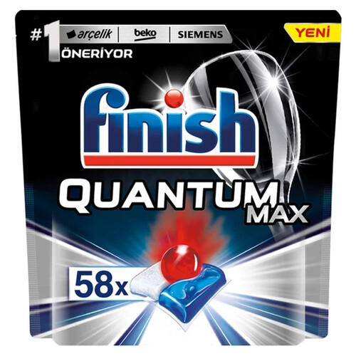 Fınısh Quantum Max Normal58 Li Tablet