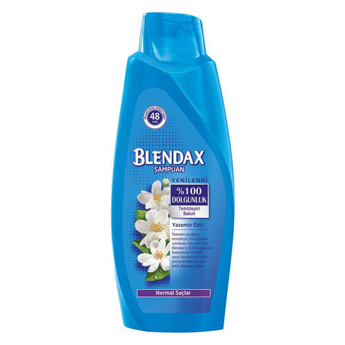 Blendax Yasemin Özlü Şampuan 550 Ml.