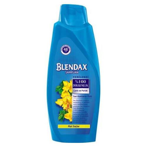 Blendax Şampuan Sarı Kantoran 550ml.