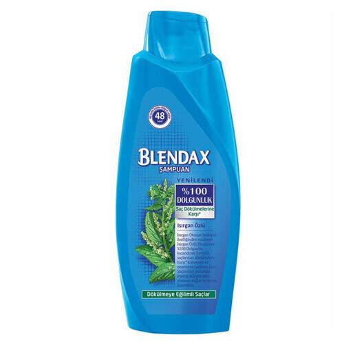 Blendax Şampuan 550ml.ısırgan Özlü
